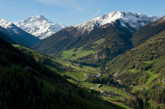 Alperna motorcykelsemester