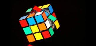 Lösa Rubiks Kub