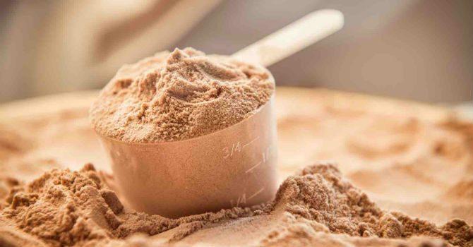 Välja Proteinpulver