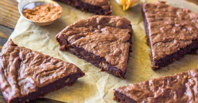 enkla brownies