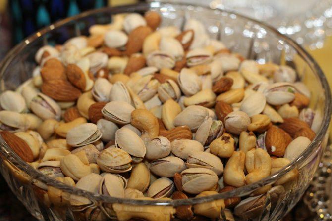 hur vet man om man har näringsbrist nötter