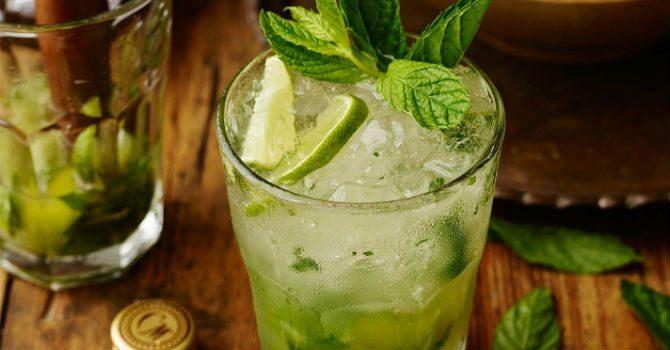mojito drink recept