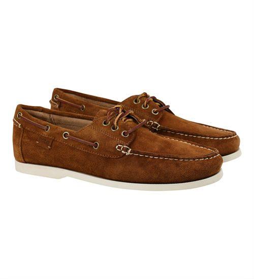 polo ralph lauren skor bruna båt