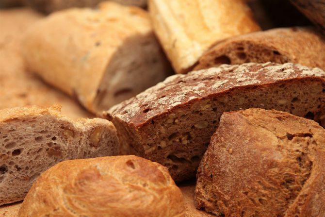 Matvaror Man Inte Skall Ha I Kylen bröd