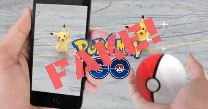 Pokemon go fake nyheter sverige