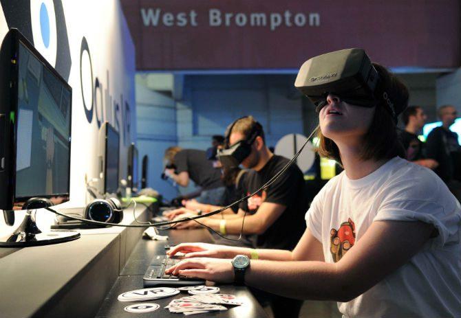 Skillnad Mellan Virtual Reality och Augmented Reality