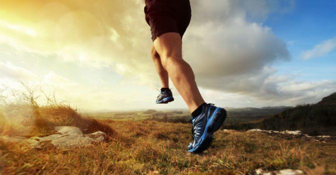 Är Människan Gjord För Att Springa