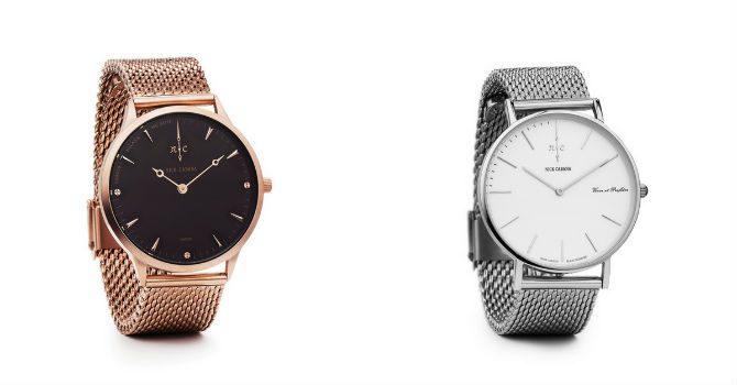 Klockor Med Mesh-Armband 3
