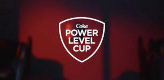 Coke power level cup