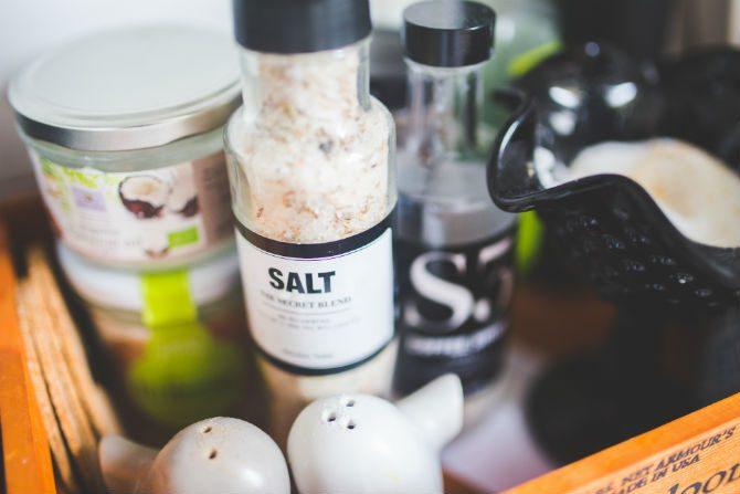 Hur mycket salt ska man äta för att dö
