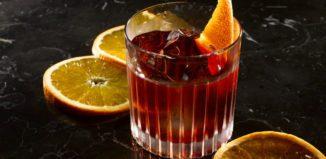 Negroni drink recept hur blandar man