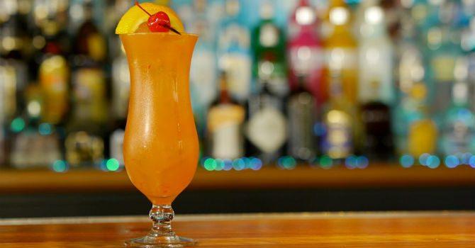 hurricane drink recept