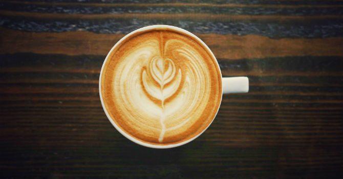 ångest av kaffe koffein