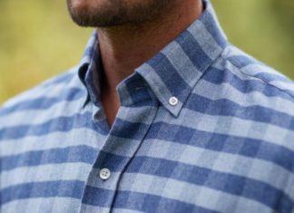 button down-skjorta stiltips