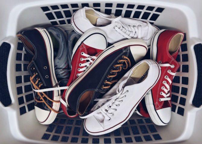 få skor att hålla längre sneakers