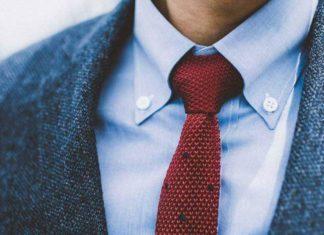 slips till button down kan man ha det