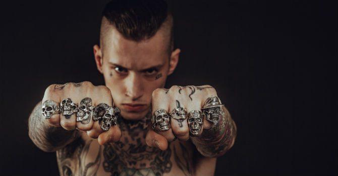 Var Gör Det Ondast Att Tatuera Sig händerna