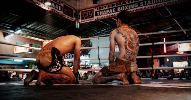 Var Gör Det Ondast Att Tatuera Sig armarna ryggen