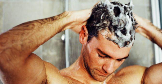 reparera skadat hår schampo