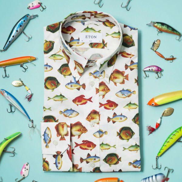 eton fiskskjorta