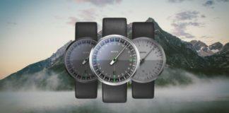 klocka med en visare botta design 24h klocka