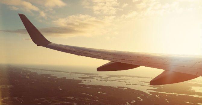saker att tänka på inför en lång flygresa