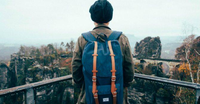 snygga ryggsäckar for män