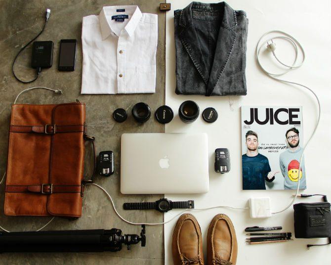 tips inför en lång flygresa packning