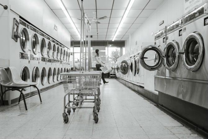 Finnar På Samma Ställe tvätta kläder sängklader