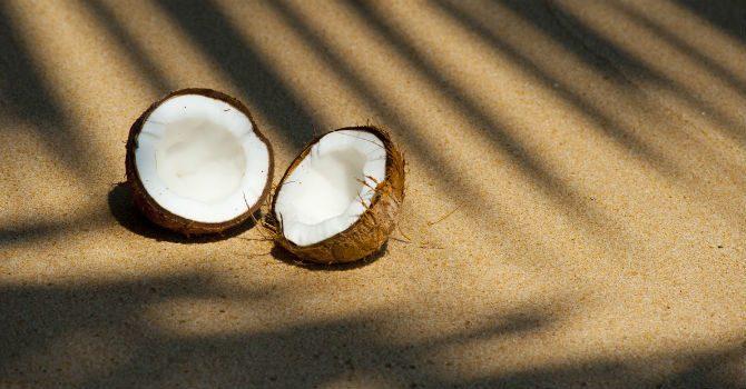 är kokosolja nyttigt