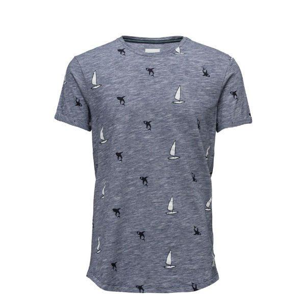 esprit tshirt med ankare 2017