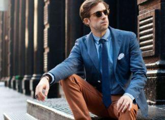 klädkod udda kavaj stilguide