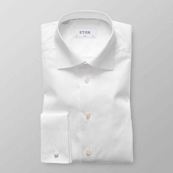 vit skjorta eton 2017