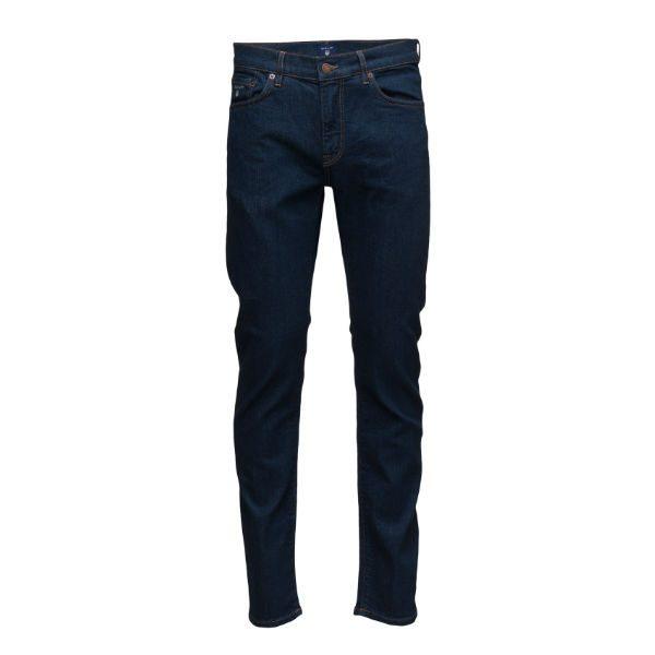 blå jeans gant 2017 herr