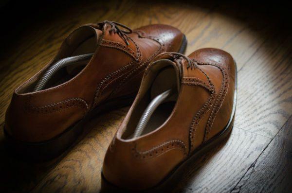 moderna stilmissatag slitna skor