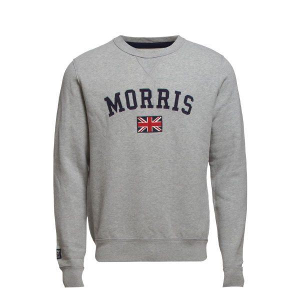 morris sweatshirt grå herr 2017