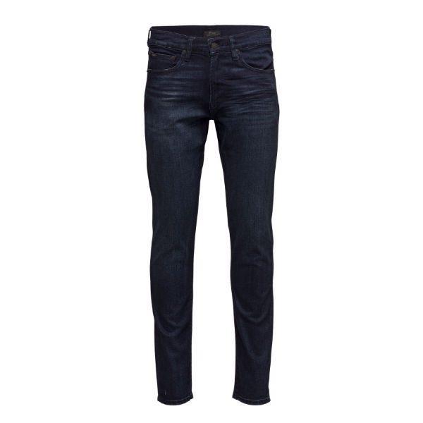 blå jeans herr höst 2017
