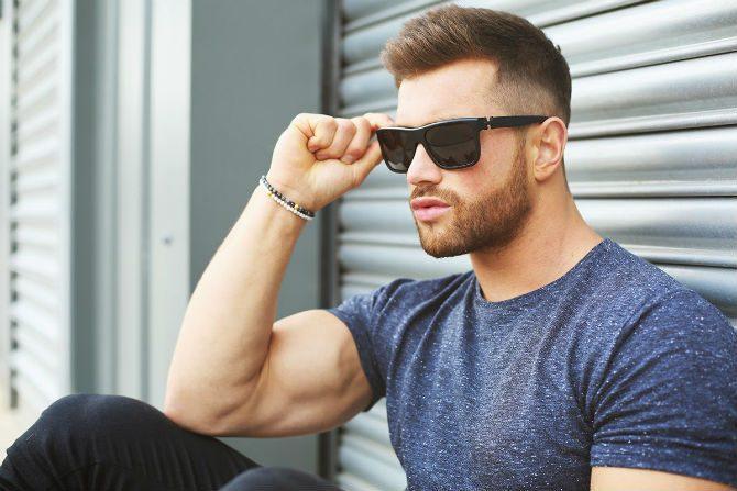 varför framstår man som coolare i solglasögon
