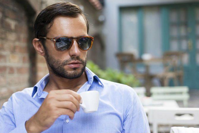 varför ser man coolare ut med solglasögon på sig