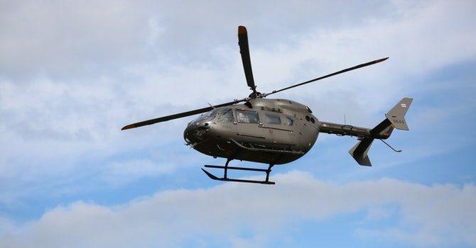 Flyga Helikopter I Stockholm