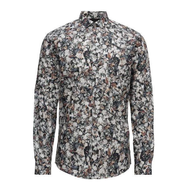 blommig skjorta lindebergh 2017 herr