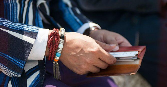 armband för män stil outfit