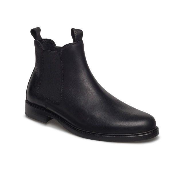 svarta chelsea boots herr höst 2017 polo ralph lauren