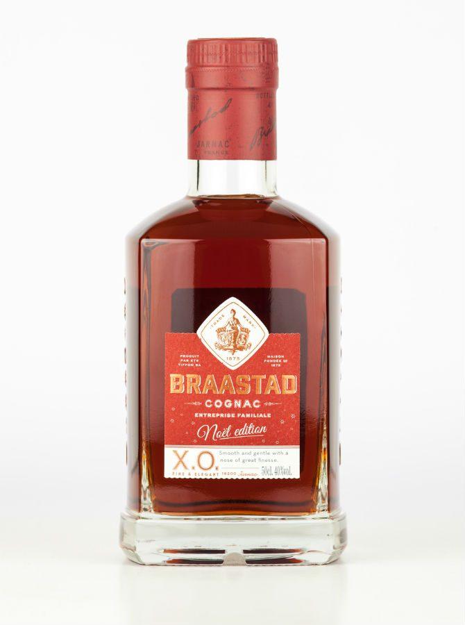 Braastad Cognac Noel Edition