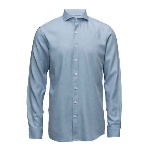 ljusblå oxford skjorta herr vinter 2018