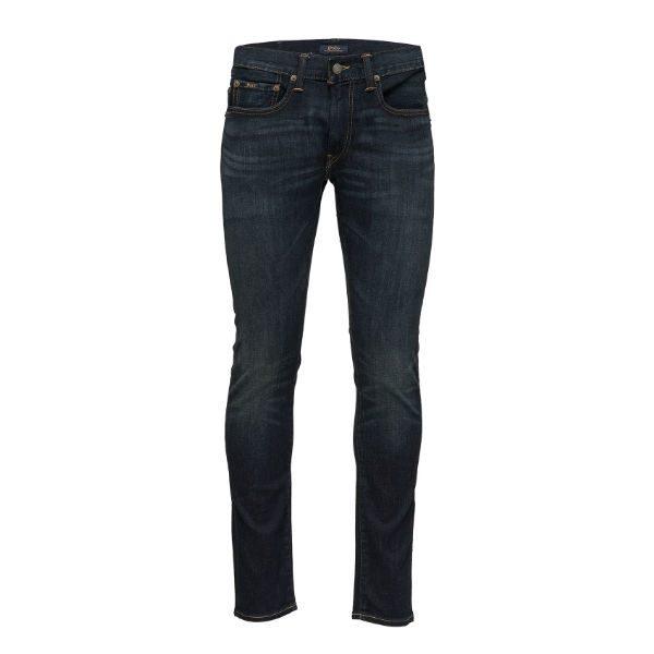 morkblå jeans herr januari 2018