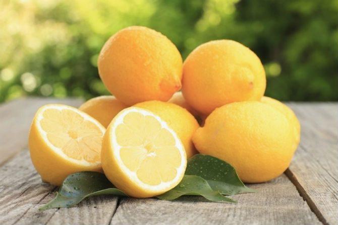 sockerlag med citron