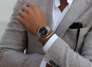 bangle-armband herr metall