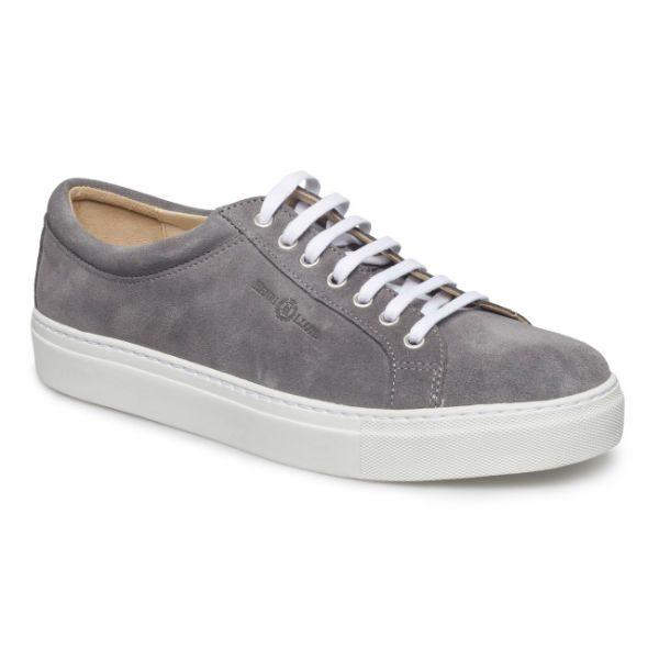 grå sneakers herr 2018