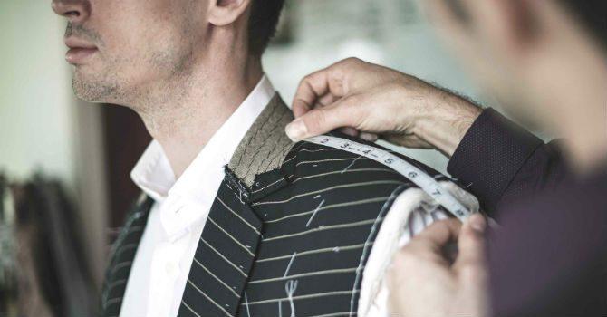 skräddare kan man förlänga överdel på klänning